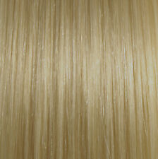 100 Real hair Extensions 45 cm light medium blonde #16 Hair extension Keratin