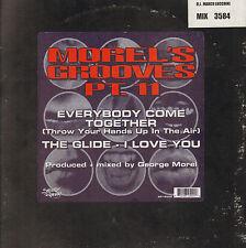 GEORGE MOREL - MOREL's Grooves Pt. 11 - 1997 - Strictly Rhythm - SR 12502 - Usa