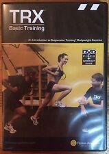 TRX basic Training (DVD, 2010)