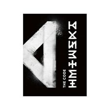 MONSTA X  2nd THE CODE [PROTOCOL TERMINAL Ver] Album Package K POP SEALED