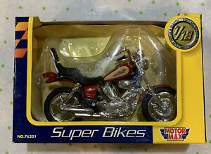 Motor Max SUPER BIKES 1/18 Virago Yamaha