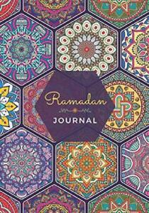 Ramadan Journal & Planner: 30 Days Prayer, Fasting, Calendar, Meal Planner