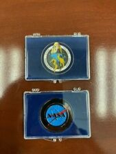 SpaceX Crew-3 NASA Human Space Flight Dragon Challenge Coin Medal Medallion