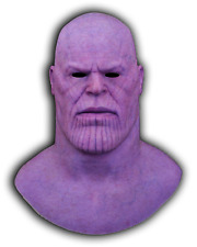 Thanos Inspired Hyper Realistic spfx Silicone Mask Evolution Masks Halloween
