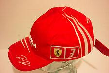 Felipe Massa Ferrari Scuderia Mubadala Puma Cap 2009 #3Personal Marlboro Barcode