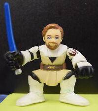 Star Wars Galactic Heroes Obi-Wan Kenobi Clone Trooper Armor 2008 Loose