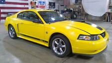 03-04 Ford Mustang Mach 1 4.6L DOHC V8 Engine / Manual Transmission Dropout Swap