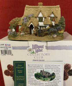 Lilliput Lane House - Fruits Of The Land