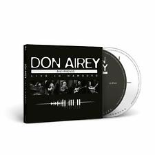 DON AIREY  & Friends  Live in Hamburg ( Neuheit 26.02.2021 )  2 CD  NEU & OVP