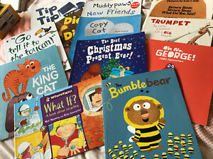 11x Childrens Picture Book Bundle