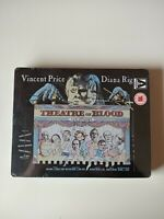 THEATRE OF BLOOD | limited bluray steelbook - arrow - NEW - OOP - Vincent Price