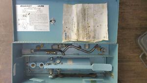 Ashcroft 1327 CM Portable Test Pump 10,000 PSI