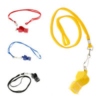 Soccer Basketball  Referee Whistle, Emergency Survival Safety Lifeguard