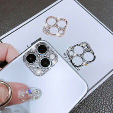 For iPhone 11/11 Pro Max Bling Diamond Camera Lens Screen Protector Cover Cases