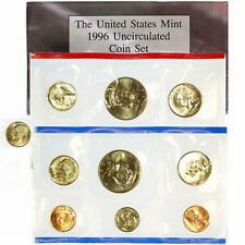 1996 Mint Set Envelope ONLY  **FREE SHIPPING**
