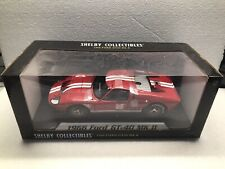 1966 Ford GT-40 MK II, Red - Shelby Collectibles SC400 - 1/18 Scale Diecast Car