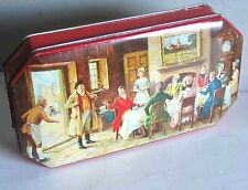 Tin Vtg M A Craven Son LTD York England French Almond Works The Meal FREE SH