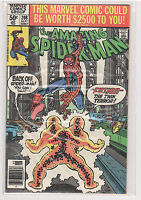 Amazing Spiderman #208 John Romita Jr 9.0
