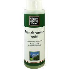 Allgäuer Latschenkiefer Franzbranntwein   500 ml   PZN1986463