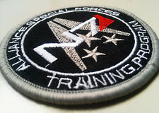 MASS EFFECT Aufnäher Patch N7 Patch Alliance Special Forces Training Program