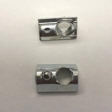 Nutenstein M5 , Federkugel, Item Nut 5 Stahl, 50 Stück