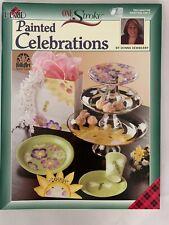 Plaid un Brochazo Panited Celebrations Libro Por Donna Zarzamora