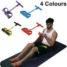 Body Yoga Tummy Action Rower Abdominal Trainer Fitness Exerciser Equipment New