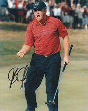 JB HOLMES SIGNED AUTO'D 8X10 PHOTO PGA TOUR 2008 US RYDER CUP CHAMP KENTUCKY