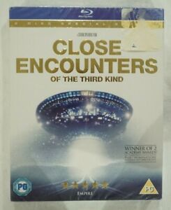 Close Encounters Of The Third Kind / Blu Ray / New / Sealed / Steven Spielberg