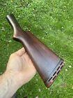 Winchester Model 1897 97 1612 Gauge Buttstock Stock Original Pump Cracked -c45