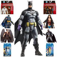 DC Multiverse Action Figures - Batman, Joker, Wonder Woman, Batgirl, Vixen