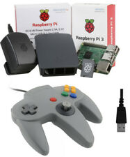 N64 Game Pad Controller For Raspberry Pi3 / Retropie / PC / MAC / Android Device