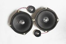 AIWA TPR-985 TPR-950 CS-80 Boombox Replacement Speakers X2 tweeters X2 Set