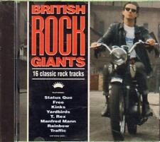 Various Rock(CD Album)British Rock Giants-New
