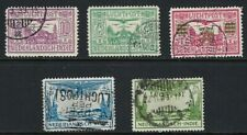 Old Airmail Stamps from Netherlands Indies............92n.......# 0412