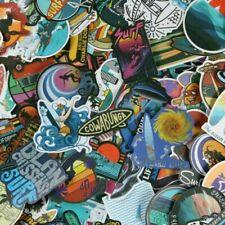 100 pcs SURFING STICKERS, Summer Beach Sea Cool Vinyl Stickers Lot