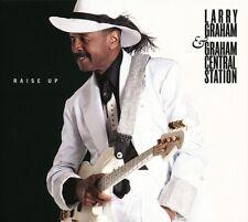 Larry Graham and Graham Central Station - Raise Up Vinyl LP2 Moosicus NEU