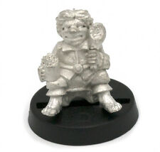 Halfling Inn Patron Miniature Figure for 28mm Table top Wargames - Made in USA