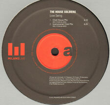 THE HOUSE SOLDIERS - Love Swing (Federico Scavo Rmx) - Milano Lab