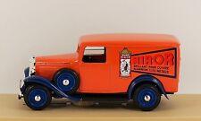Eligor Citroen Camionette 1934 Miror/Lion Noir #1026 orange/blue Excellent/boxed