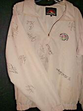 Golf Jacket Signed by Payne Stewart Greg Norman Steve Stricker Shigeki Maruyama