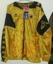 AEK ATHENS AUTHENTIC FOOTBALL TRACKSUIT BY KAPPA LARGE SEALED RARE GREECE GREEK