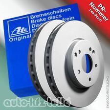 ATE Bremsscheiben Audi A8 4E_ 310mm HA belüftet