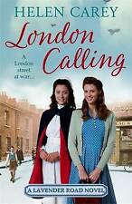 London Calling (Lavender Road 4), Carey, Helen, Very Good Book
