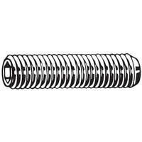 FABORY M07840.030.0008 Socket SetScrew,Gr M3x0.50mm,8mm L,PK100