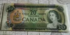More details for 1969 canada $20 dollars banknote eb series
