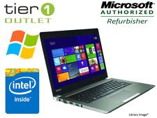 Toshiba Portege Z30t Intel Core i5-4300U 1.9GHz 8GB 256GB SSD Win 8.1 Pro Laptop