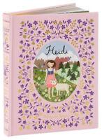 HEIDI by Johanna Spyri, Jessie Willcox Smith ~ BRAND NEW ~ LEATHERBOUND ~SEALED~