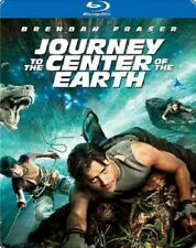 Journey to the Center of the Earth (Blu-ray Disc, 2013) SteelBook