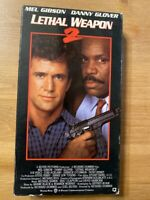 Lethal Weapon 2 (VHS, 1998) Mel Gibson & Danny Glover